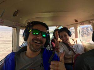Volar sobre las Líneas de Nazca