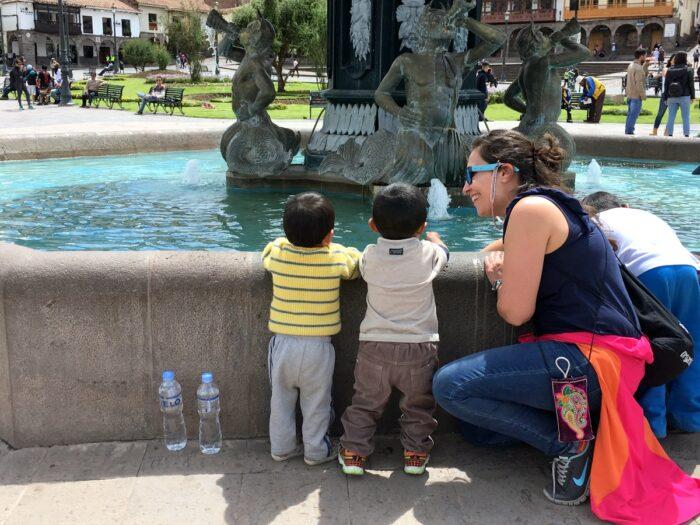 Hacer un VOLUNTARIADO en PERÚ. La primera experiencia