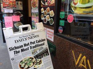 Dónde comer en Nueva York