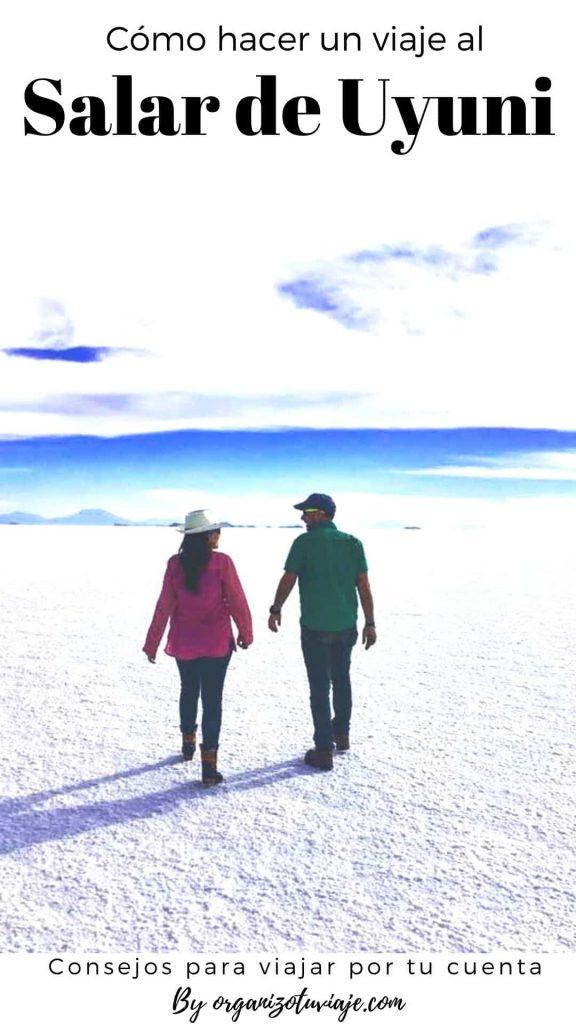 Cómo ir al Salar de Uyuni y hacer un tour de 3 días por BOLIVIA