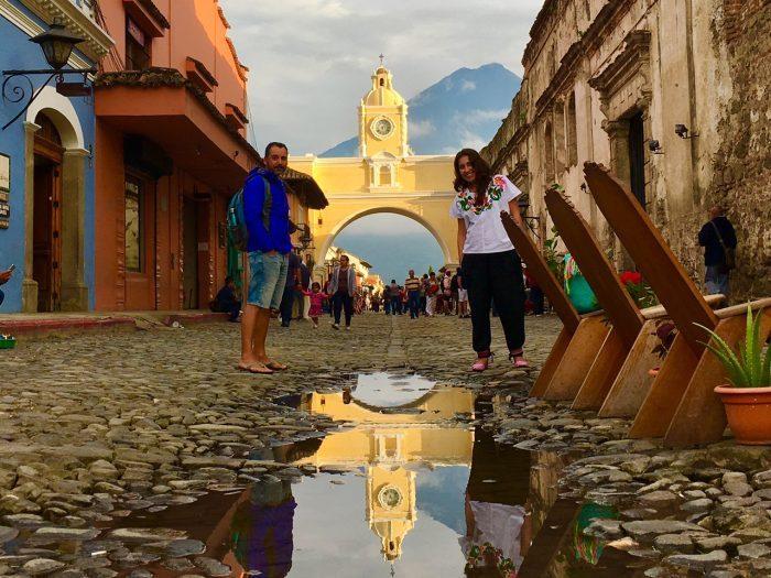 Intercambio de casas en Guatemala con HomeExchange