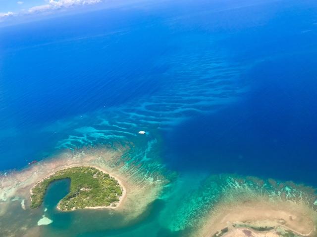Viajar a Roatán por tu cuenta. El mejor Caribe - OrganizoTuViaje