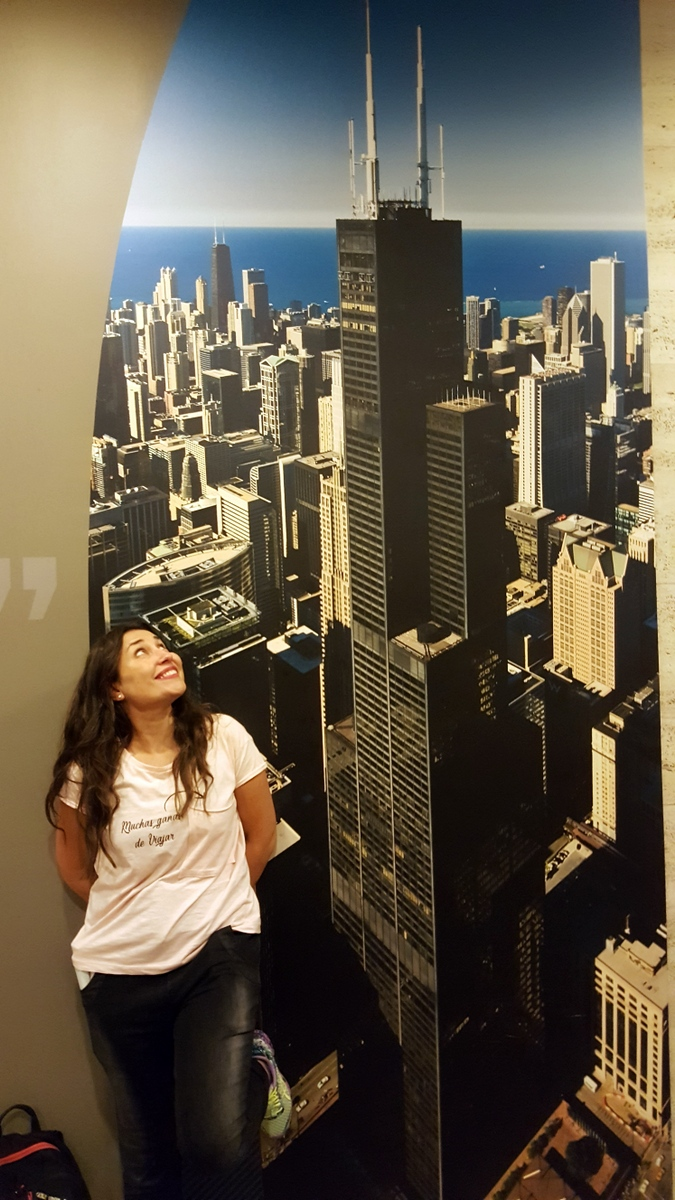 Rascacielos y edificios de Chicago