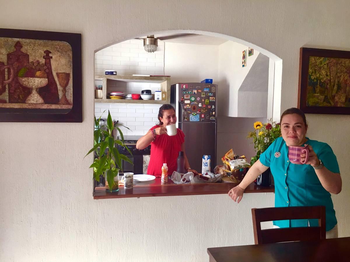 INTERCAMBIO de CASAS en MÉXICO [OrganizoTuViaje] 🧡