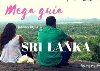 Mega guía para recorrer Sri Lanka en 8 días