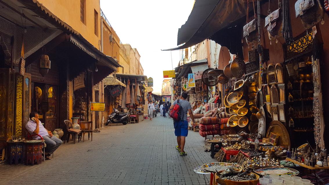 Qué meter en la maleta para viajar a Marruecos