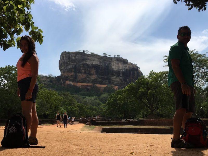 La roca Sigiriya