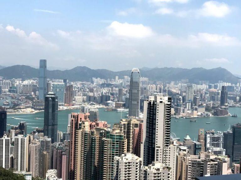 Pico Victoria de Hong Kong