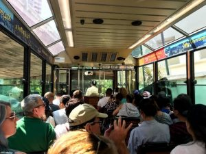 Peak Tram de Hong Kong