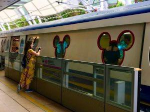 En Hong Kong hay Disneyland