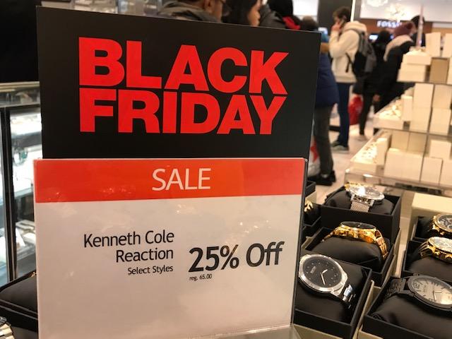 Black Friday en Estados Unidos