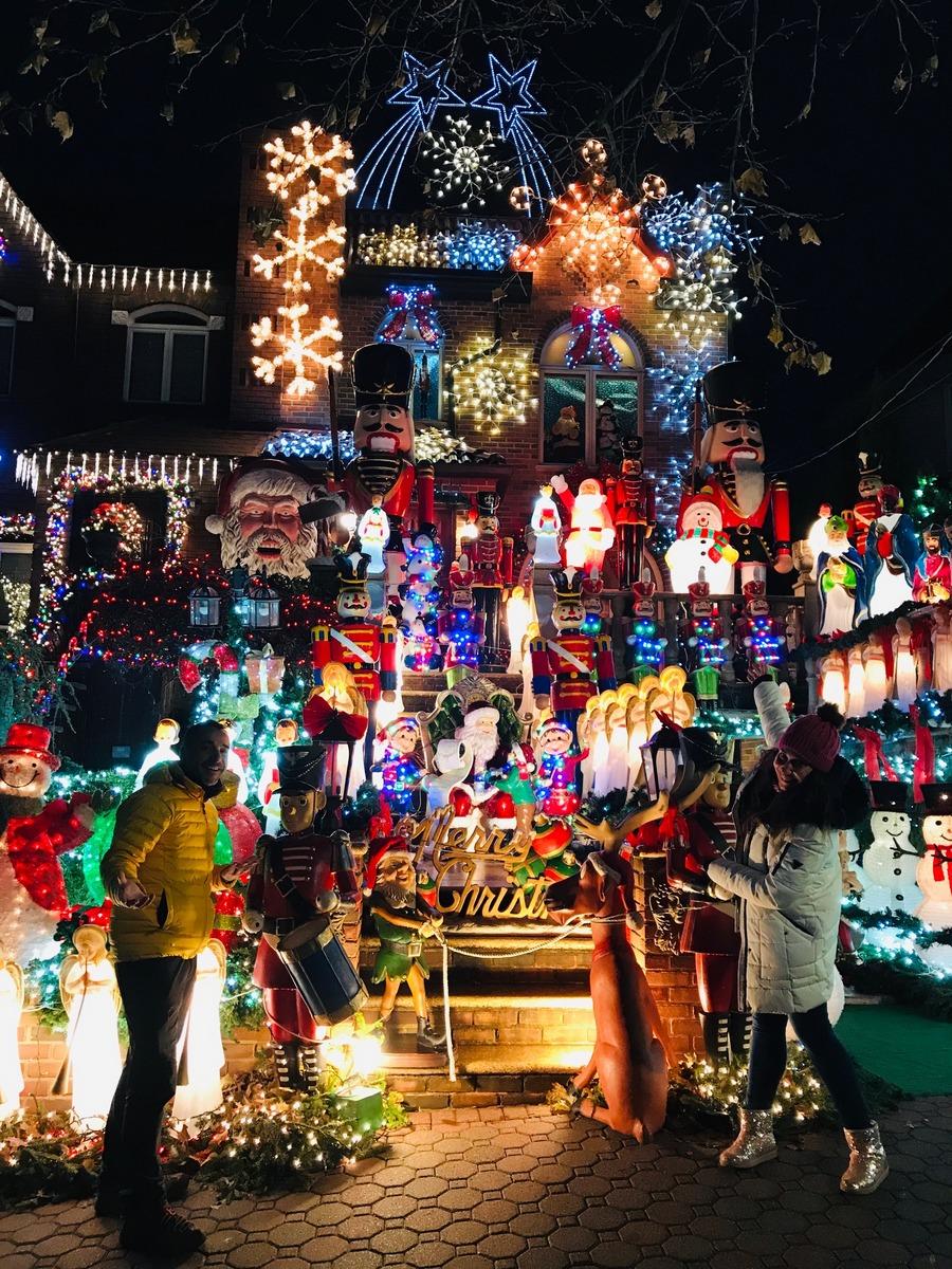 lugares donde viajar en Navidad