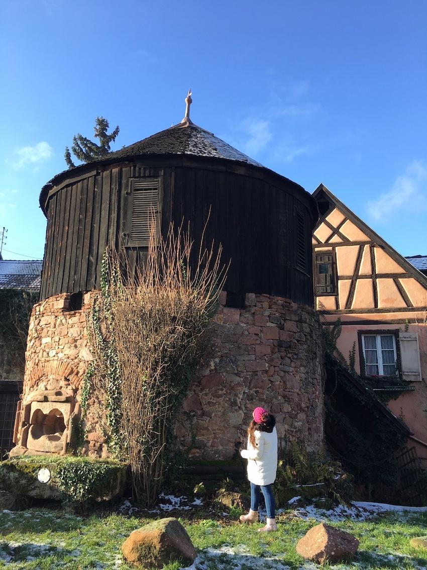 Los pueblos más bonitos de Alsacia