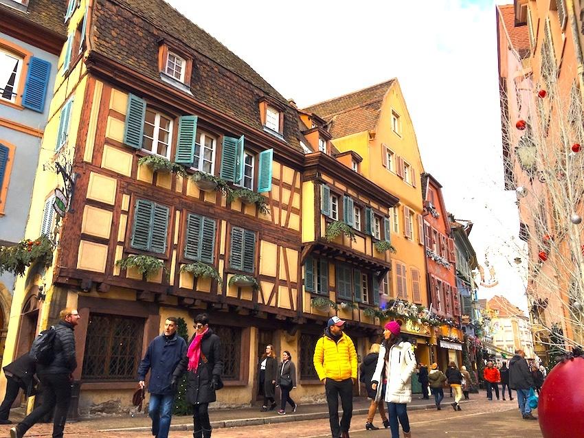 Viaje en grupo a Alsacia en Navidad 2021