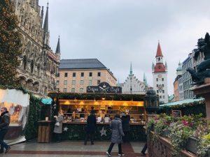 Mercados navideños de Munich