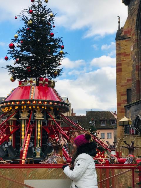Colmar. Los mejores mercados navideños de ALSACIA, by organizotuviaje.com