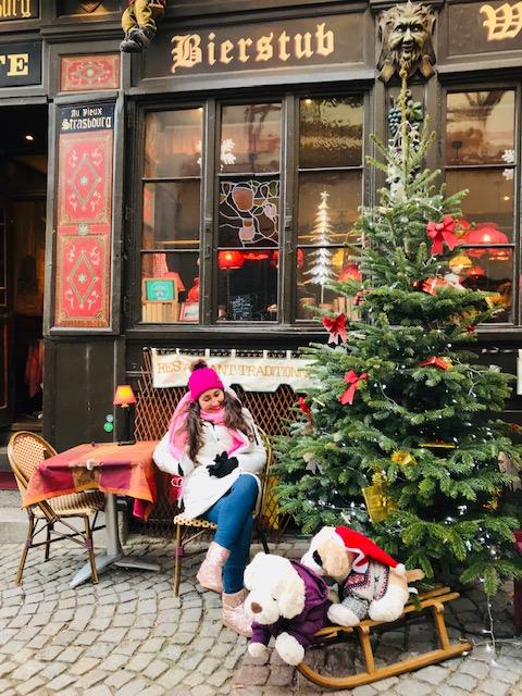 Mercados navideños de la Alsacia francesa