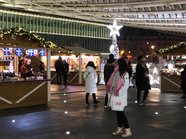 Los mejores mercados navideños de París