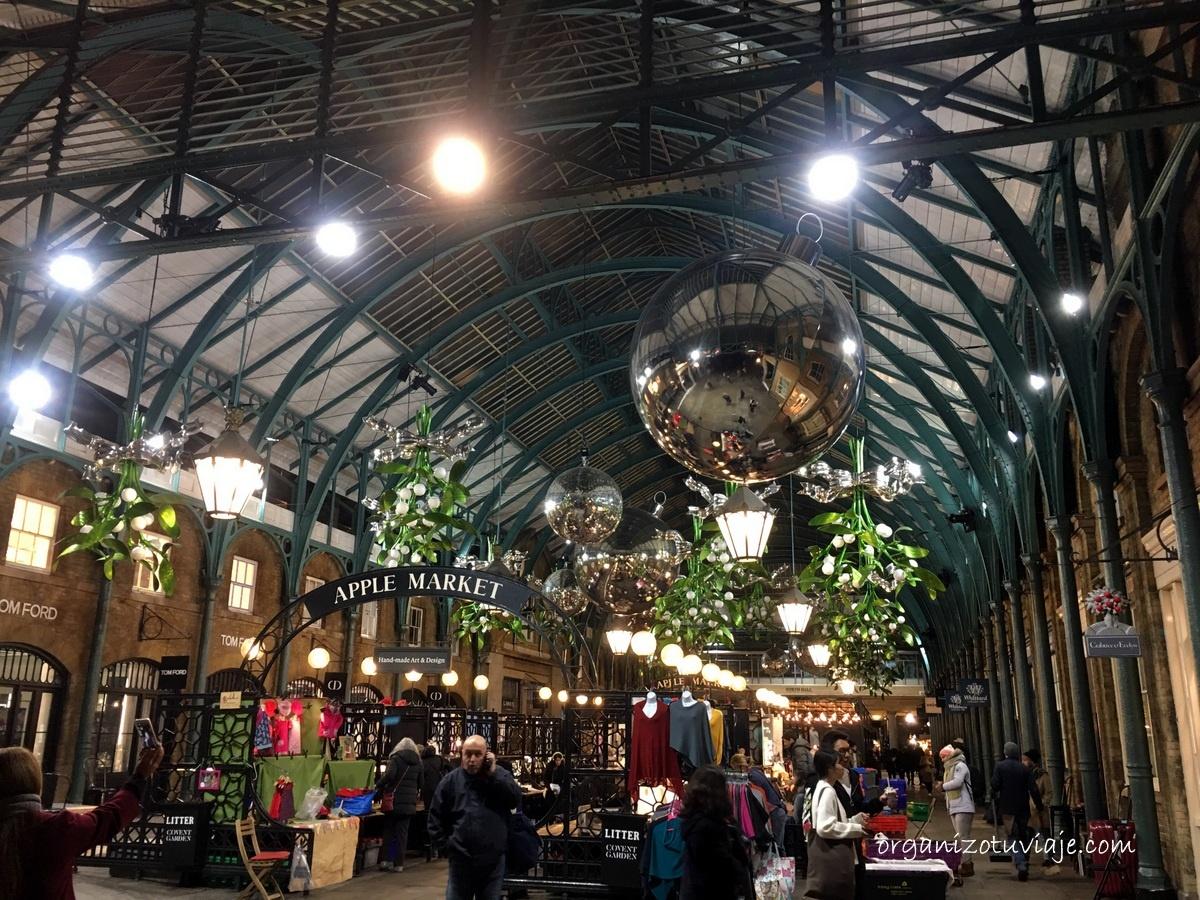 Navidad en Londres