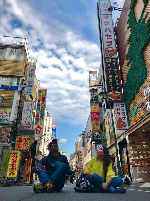 Viaje en grupo a Japón