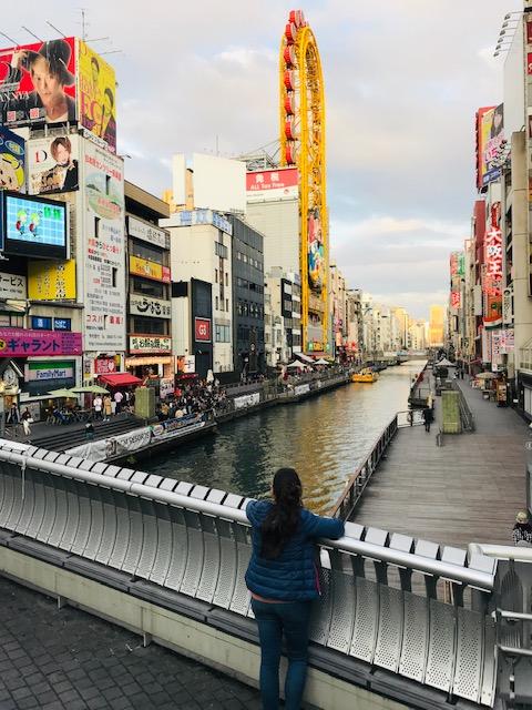 Qué ver y qué hacer en Osaka en 1 o 2 días - OrganizoTuViaje