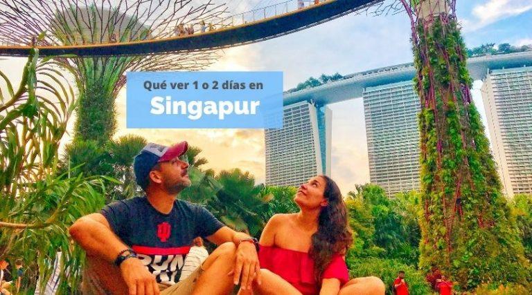 Singapur en 2 días