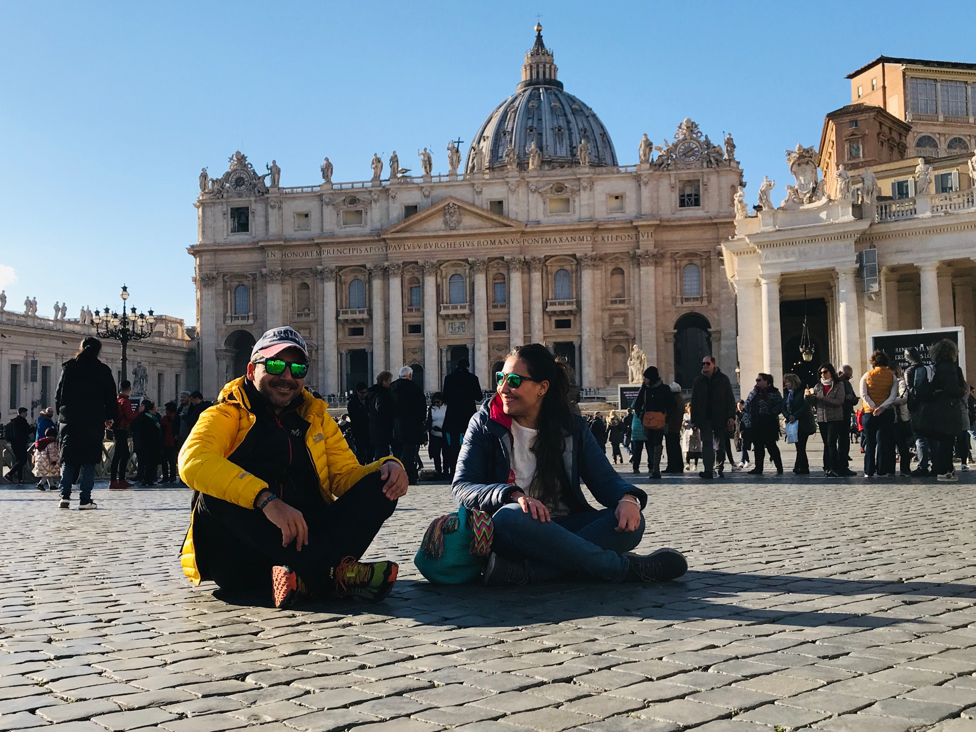 Roma en un día. Lugares que ver y cosas que hacer