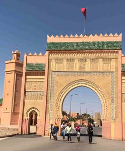 Marruecos en grupo