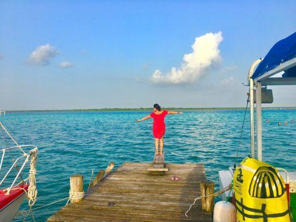 Qué ver y hacer en Laguna de Bacalar México 🥇