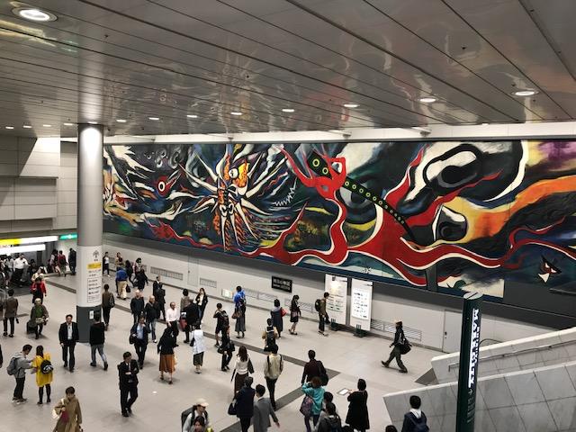 El mejor lugar para ver el cruce de Shibuya