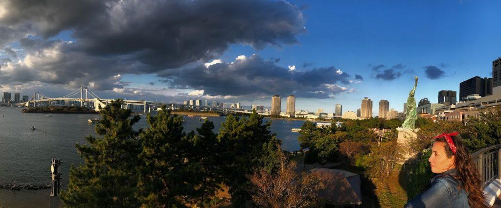 Qué ver en Odaiba
