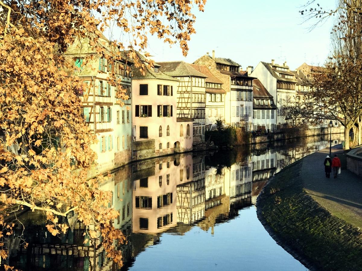 Una ruta por los pueblos más bonitos de Alsacia