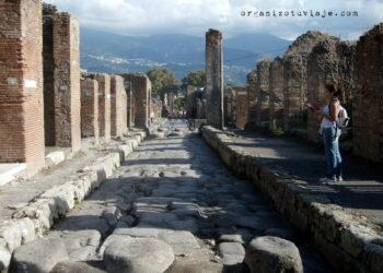 Pompeya, Italia,  by organizotuviaje.com