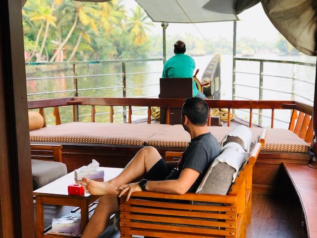 Ruta de 7 días por Kerala