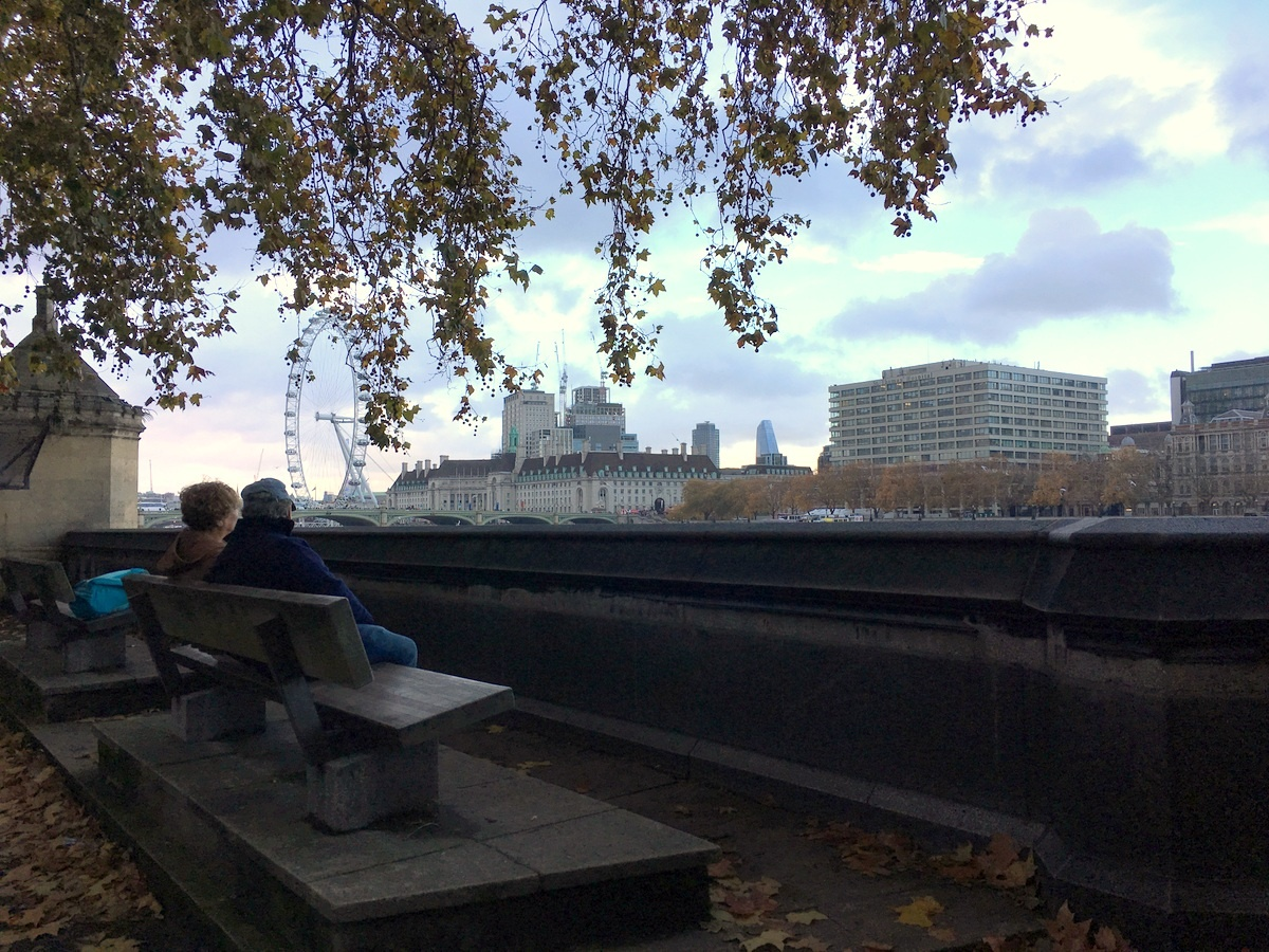Londres en 3 ó 4 días