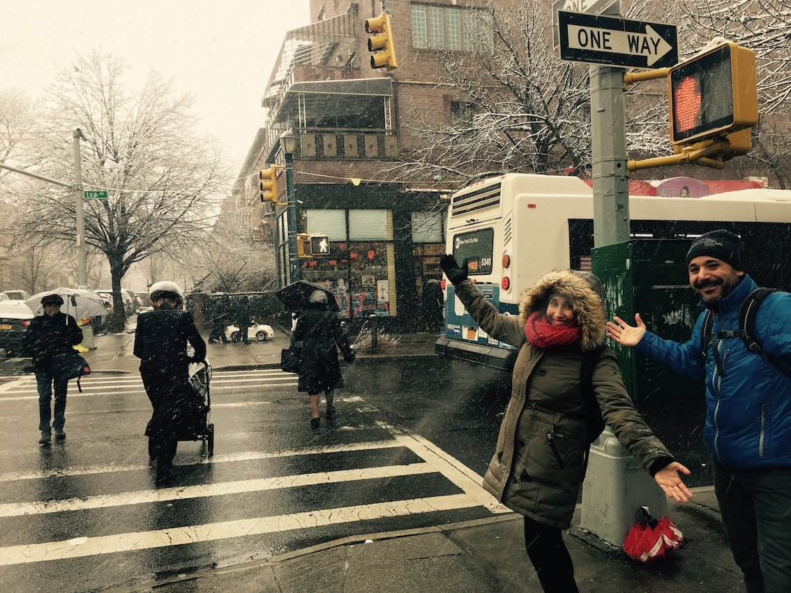 cómo ir al barrio judío de Nueva York