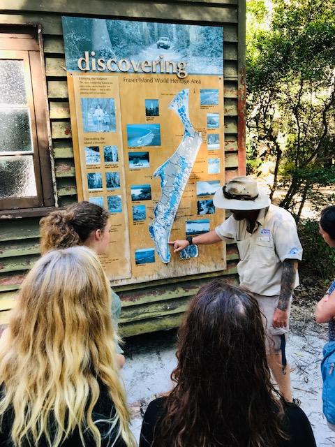 Lugares imprescindibles en Australia: Fraser Island