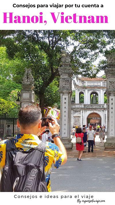 Viajar a Hanoi Consejos