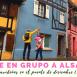 viaje en grupo en diciembre a Alsacia