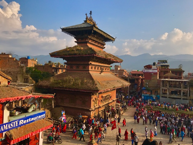 Ruta por Nepal con una agencia local by organizotuviaje.com