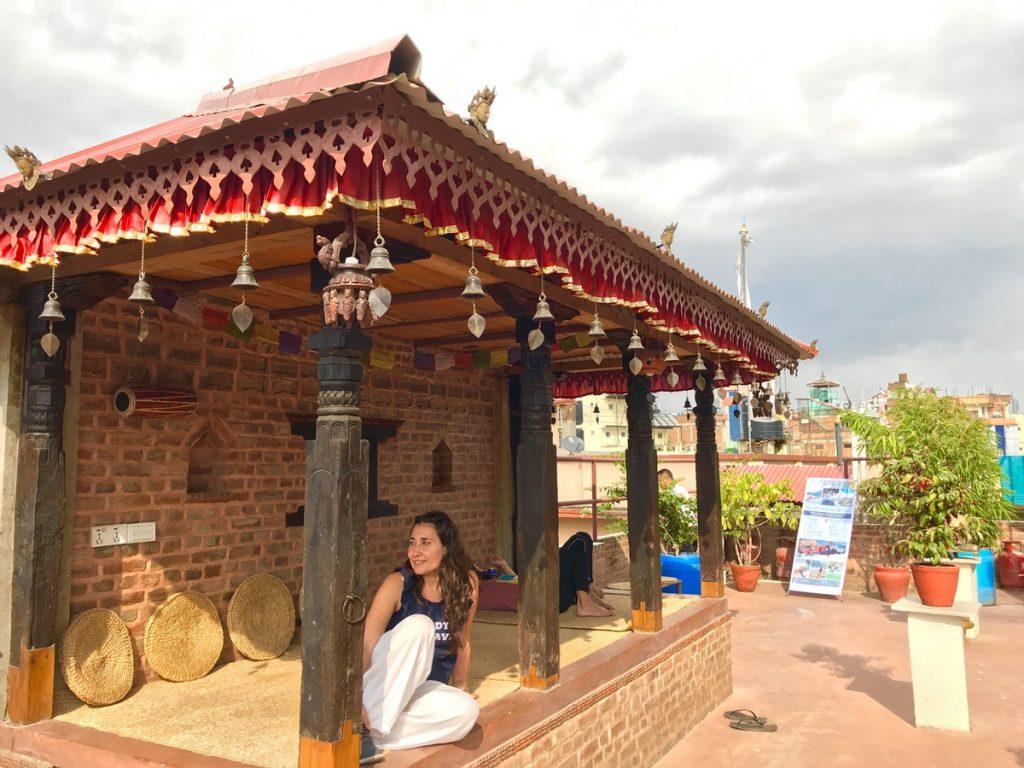 ruta por Nepal con una agencia local