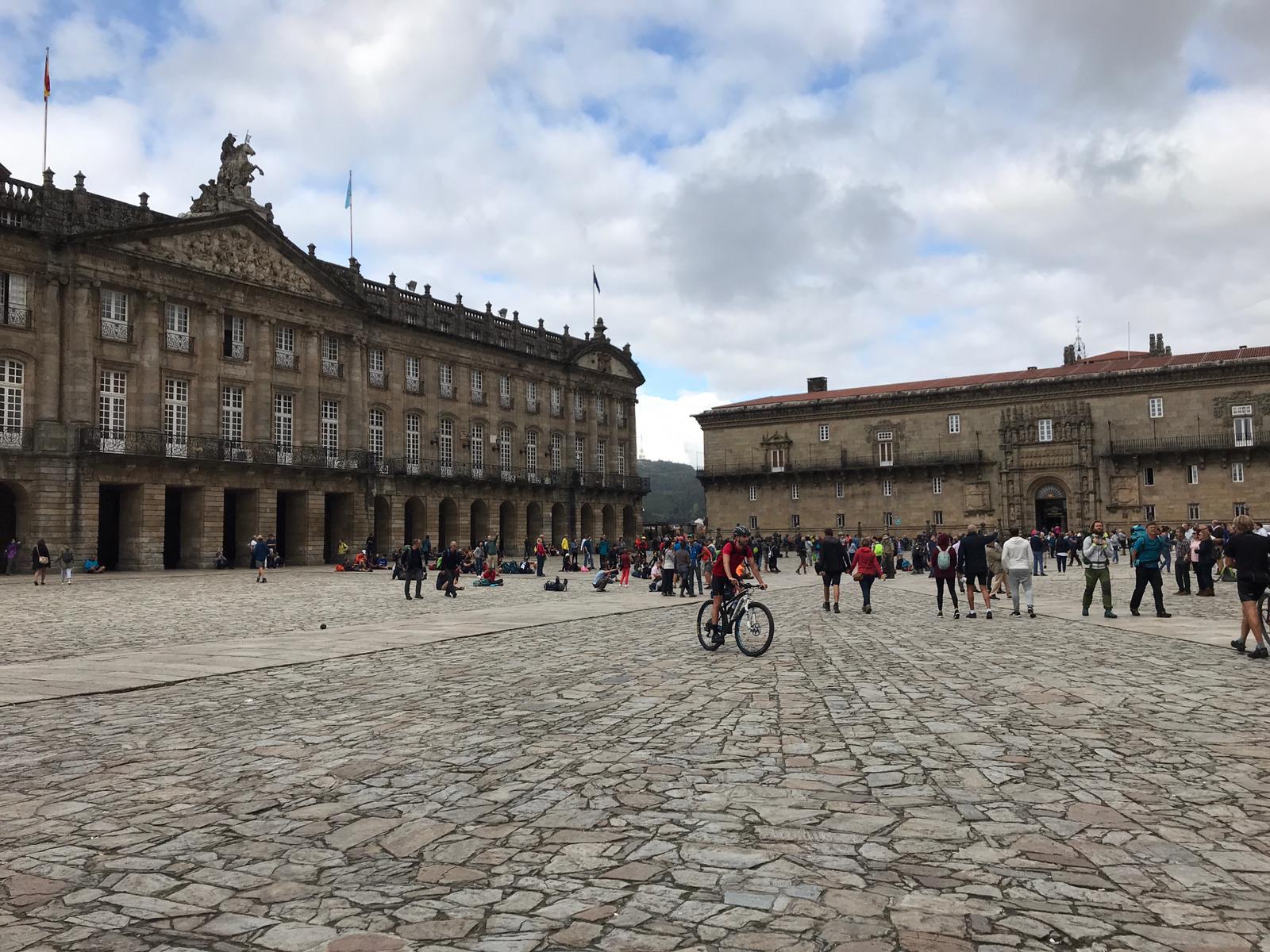 que ver y que hacer en Santiago de Compostela