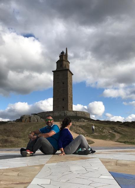 vuelta a España en coche