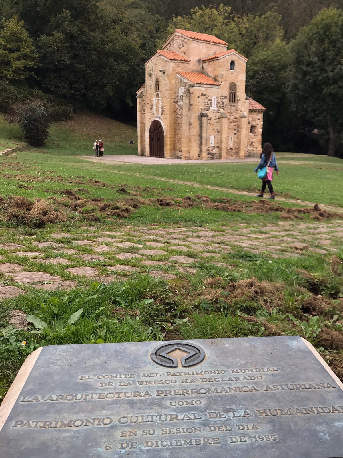 Cómo llegar a Santa María del Naranco