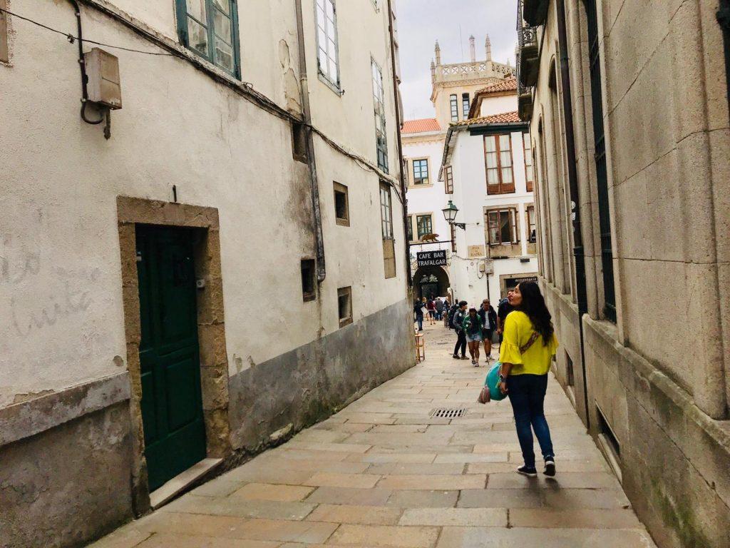 Ruta en coche por Galicia en 4 días.