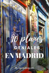 10 planes geniales en Madrid