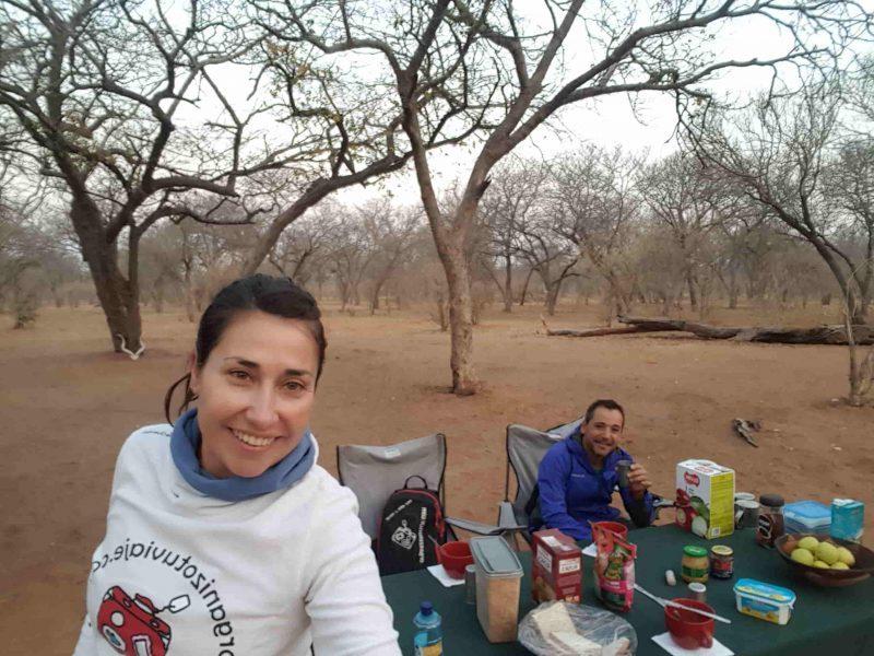 Safari en el Parque Nacional Chobe desde Cataratas Victoria
