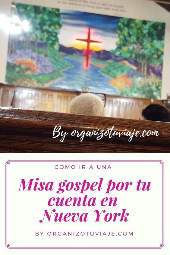 Misa Gospel en Nueva York
