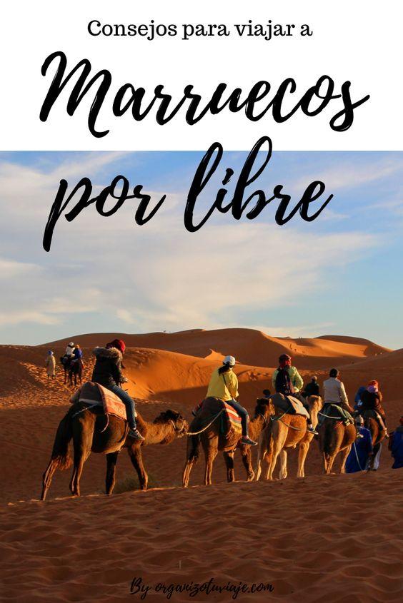 Consejos para viajar a Marruecos por tu cuenta