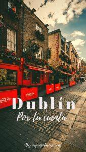 Guía para viajar a Dublín